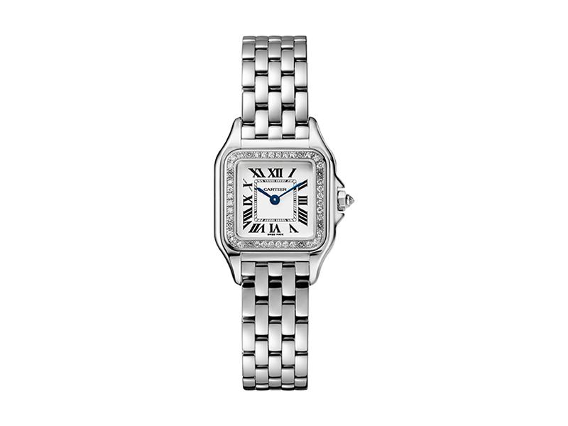 Cartier Panthère de Cartier - White gold with brilliant-cut diamonds
