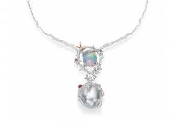 Mikimoto enchants our eyes with stunning pearls