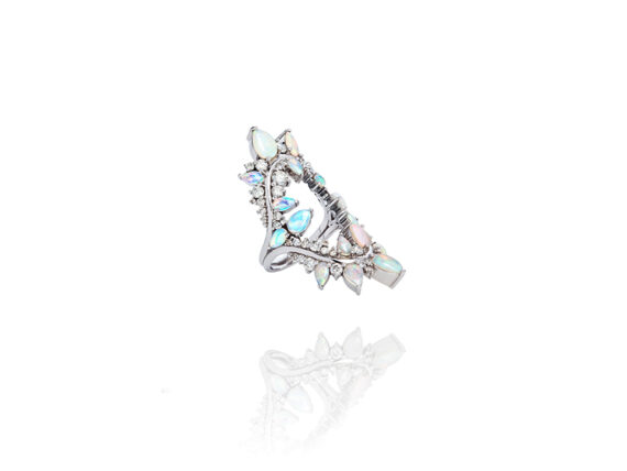 Fernando Jorge - Electric opals shock ring