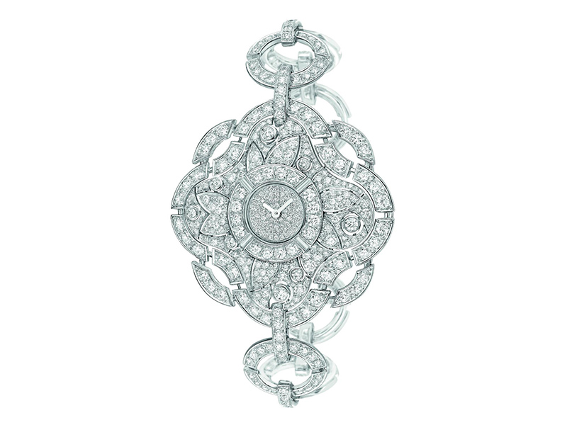 5- Chanel Montre Particulière from the Talismans Collection