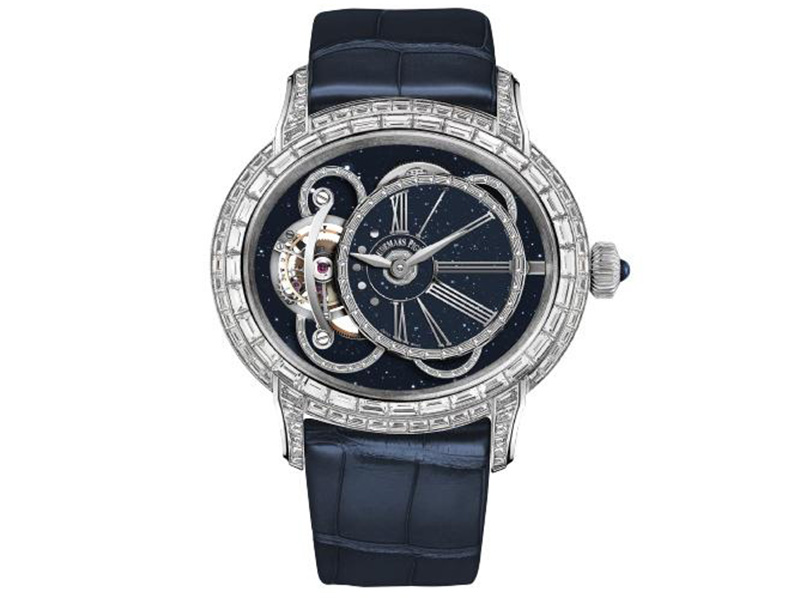 Audemars Piguet Millenary watch diamonds