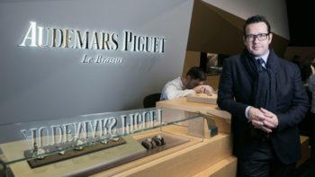Interview with Francois-Henry Bennahmias, CEO of Audemars Piguet