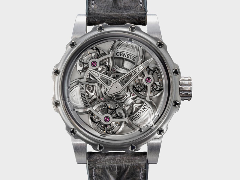 Antoine Preciuzo Tourbillon des Tourbillons GPHG2015 Public and Innovation Prize