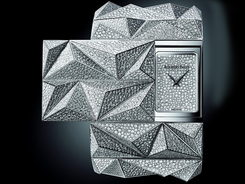 Audemars Piguet Diamonds Punk GPHG2015 Jewellery Watch Prize