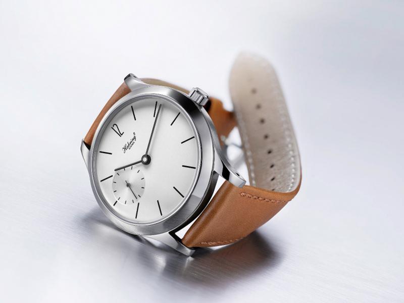 Habring2 Felix GPHG2015 Petite Aiguille Watch Prize