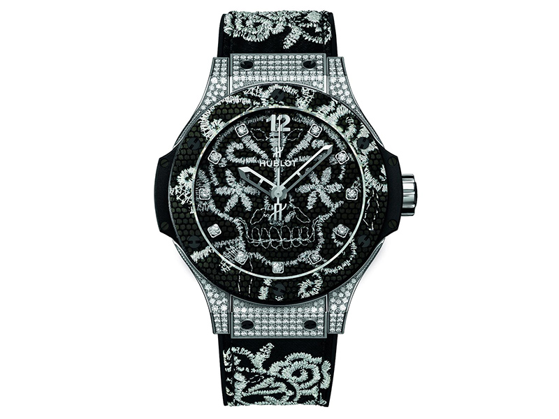 Hublot Big Bang Broderie GPHG2015 Lady Watch Prize