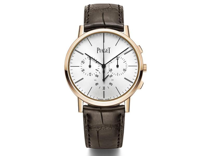 Piaget Altiplano Chrono GPHG2015 Chronograph Watch Prize