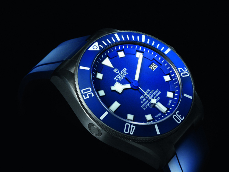 Tudor Pelagos GPHG2015 Sports Watch Prize