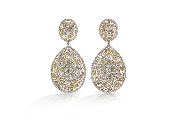 Buccellati - Emma earrings