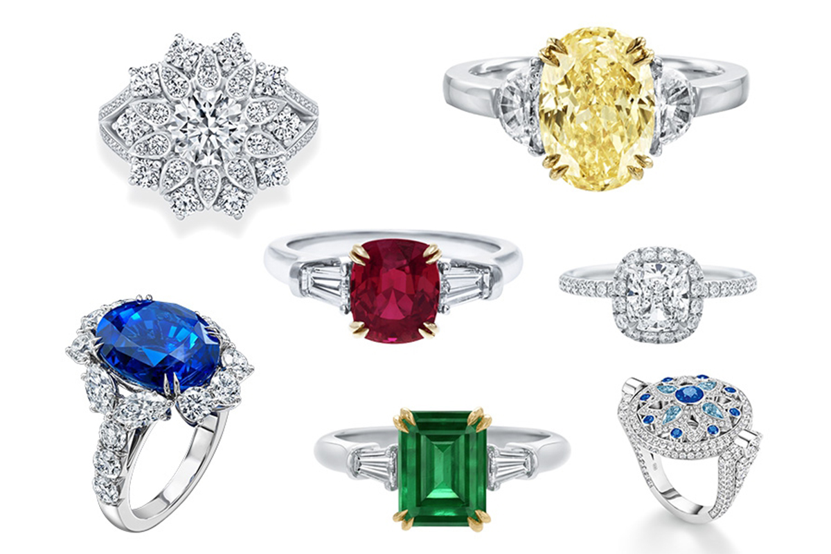 Why Are Harry Winston S Enement Rings Legendary