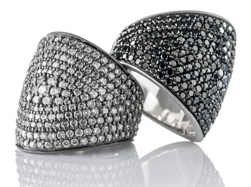 Otto Jewels diamonds black diamonds
