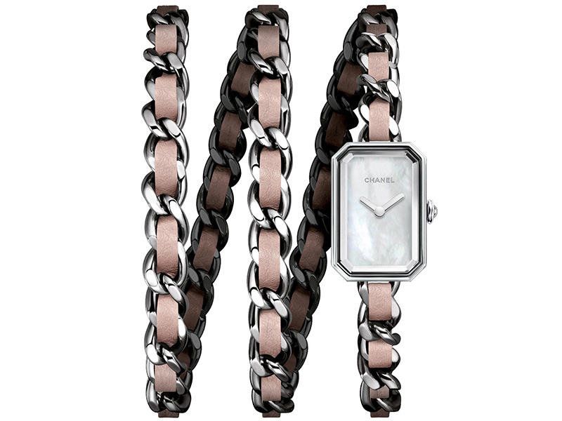 Chanel Premiere Rock Pastel woman watch
