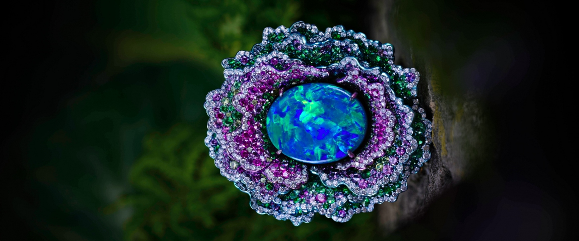 Chopard Fleurs d'Opale