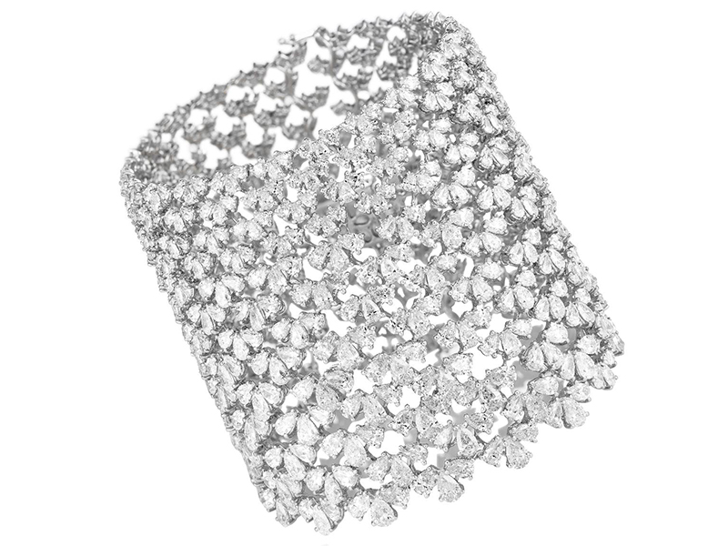 Chopard High Jewelry Cuff