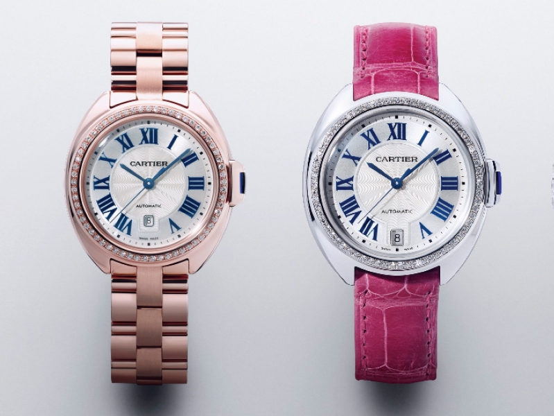 Clé de Cartier watches