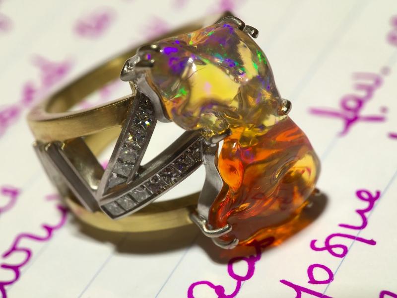 Enrico Cirio ring
