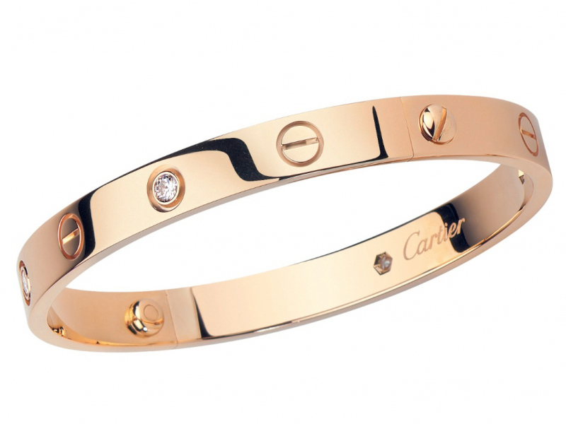 bracelet fake to real bangle a authentication how cartier love spot