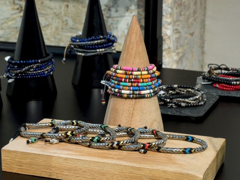 M.Cohen store bracelets