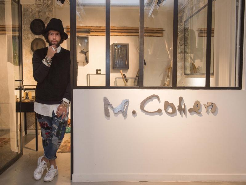 M.Cohen flagship jeweler
