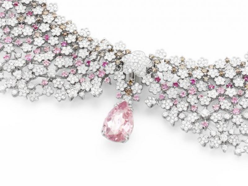 Milefiori Necklace by Pasquale Bruni