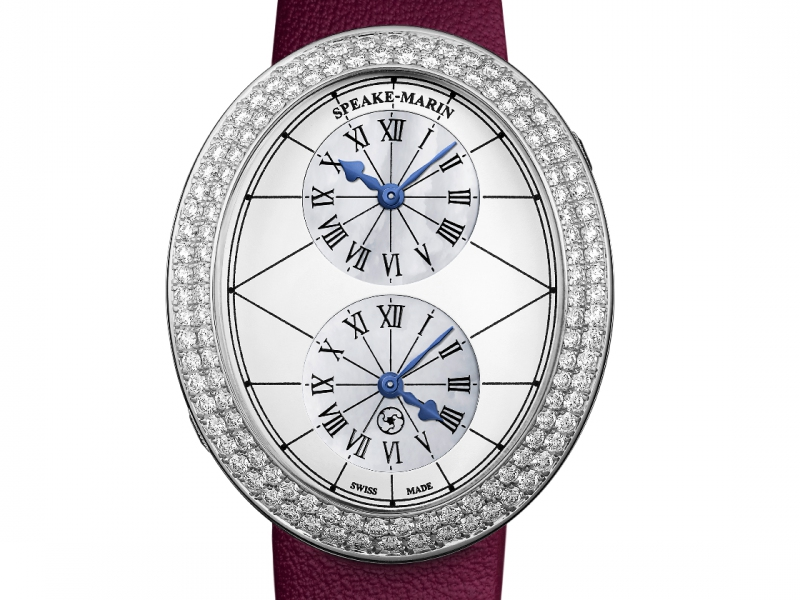 9- Peter Speake-Marin launched the first feminine piece ever made by the brand.