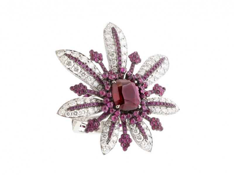 John Rubel Divine Ring
