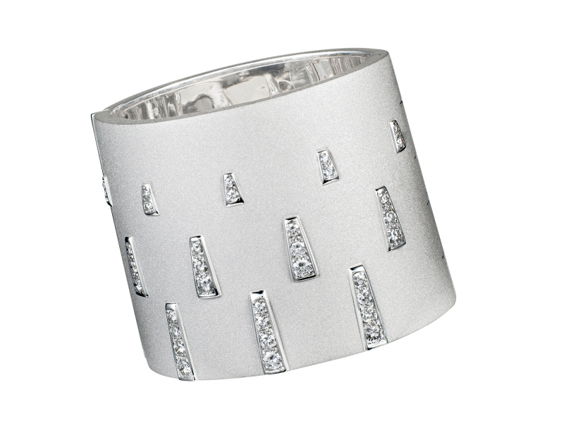 Ritz Fine Jewellery Icicle Cuff - Spring 2014 - £25'000