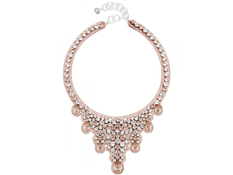 Shourouk Legend Nude Necklace ~ 350 Euros