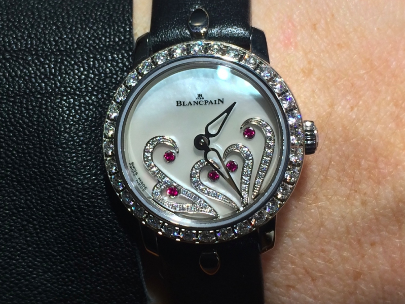 Blancpain Ladybird watch
