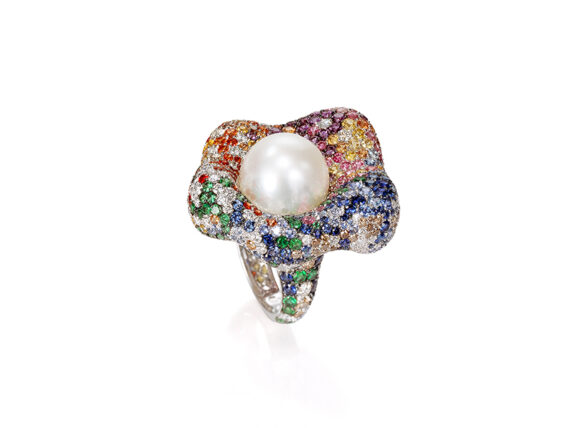 De Grisogono High Jewelry ring