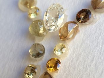 If your diamond isn't from De Beers… it may be a wiper!