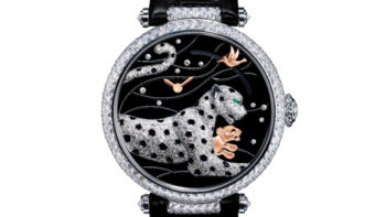 Cartier's subtle version of the Jungle Book !