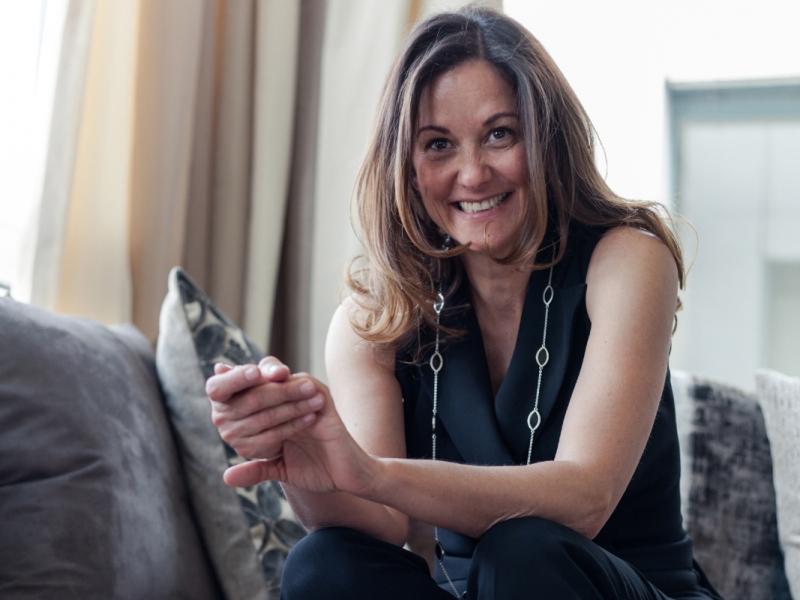 Designer Hanadi Keane