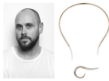 A talk with Ryan Storer: Blurring the lines between Costume and Fine jewelry