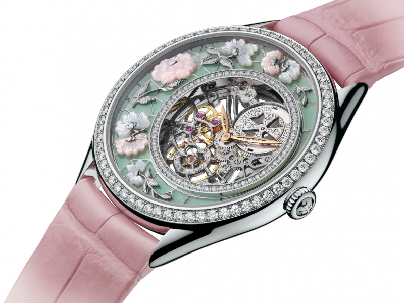 Vacheron Constantin Chinese Embroidery- Metiers d'Art Fabuleux Ornements