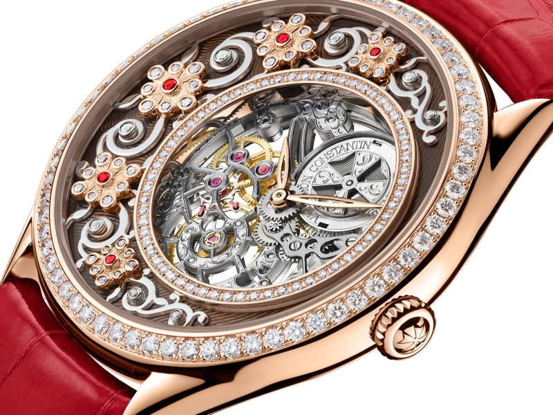 Vacheron Constantin French Lace - Metiers d'Art Fabuleux Ornements
