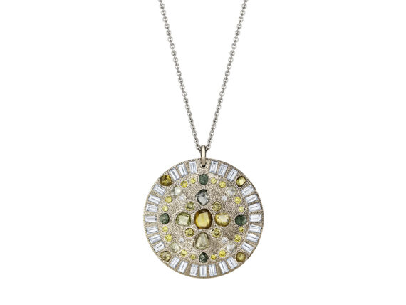 De Beers Talisman necklace