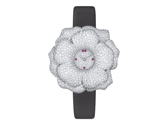 Jaeger-LeCoultre La Montre Extraordinaire La Rose