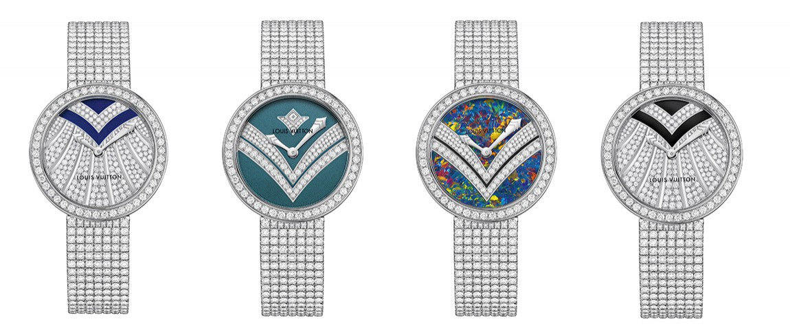 Louis Vuitton's Acte V collection watches