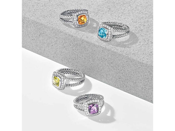 David Yurman Petite Albion collection