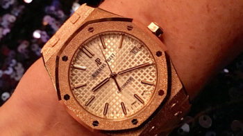When Carolina Bucci meets Audemars Piguet they sign off a masterpiece!