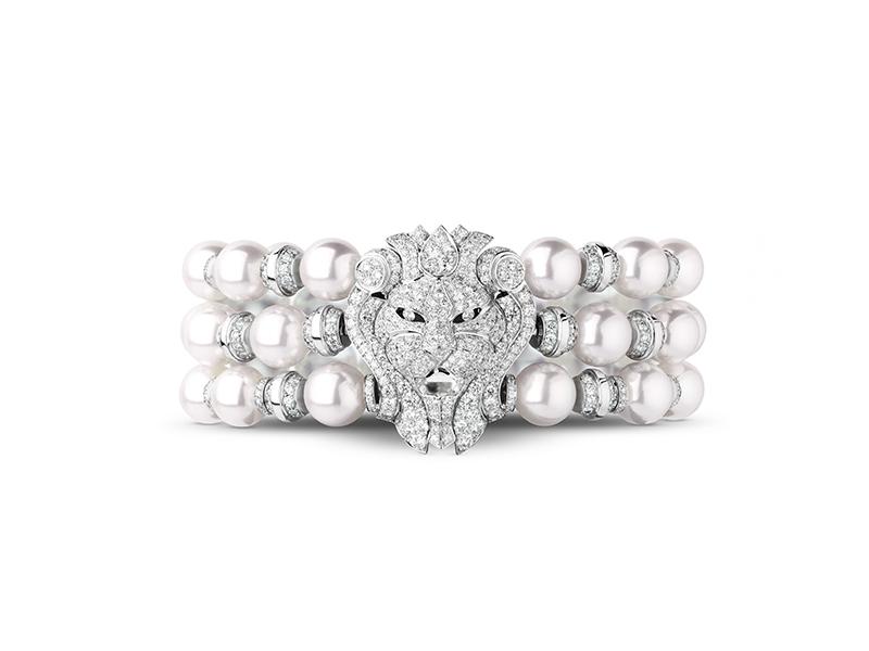 Chanel - Sous le Signe du Lion Bracelet