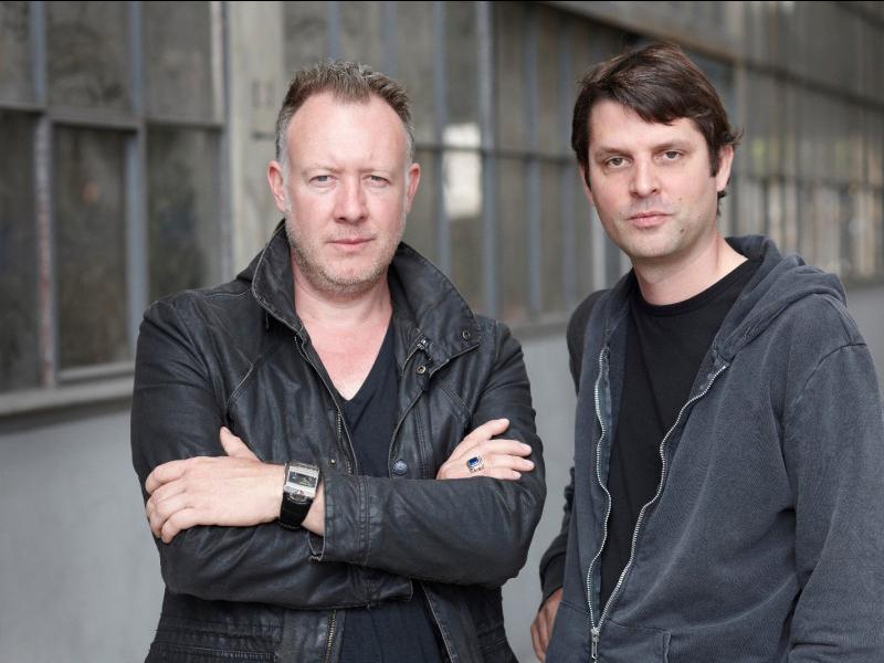 Urwerk Martin Frei & Felix Baumgartner