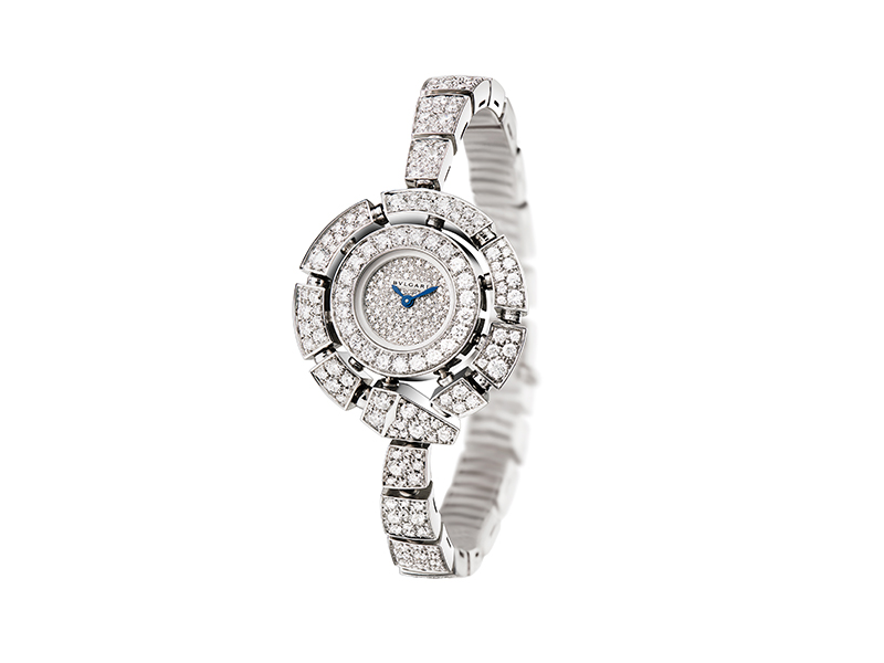 Bvlgari Serpenti Incantati watch