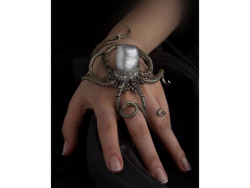 Sevan Biçakçi pearl jewelry