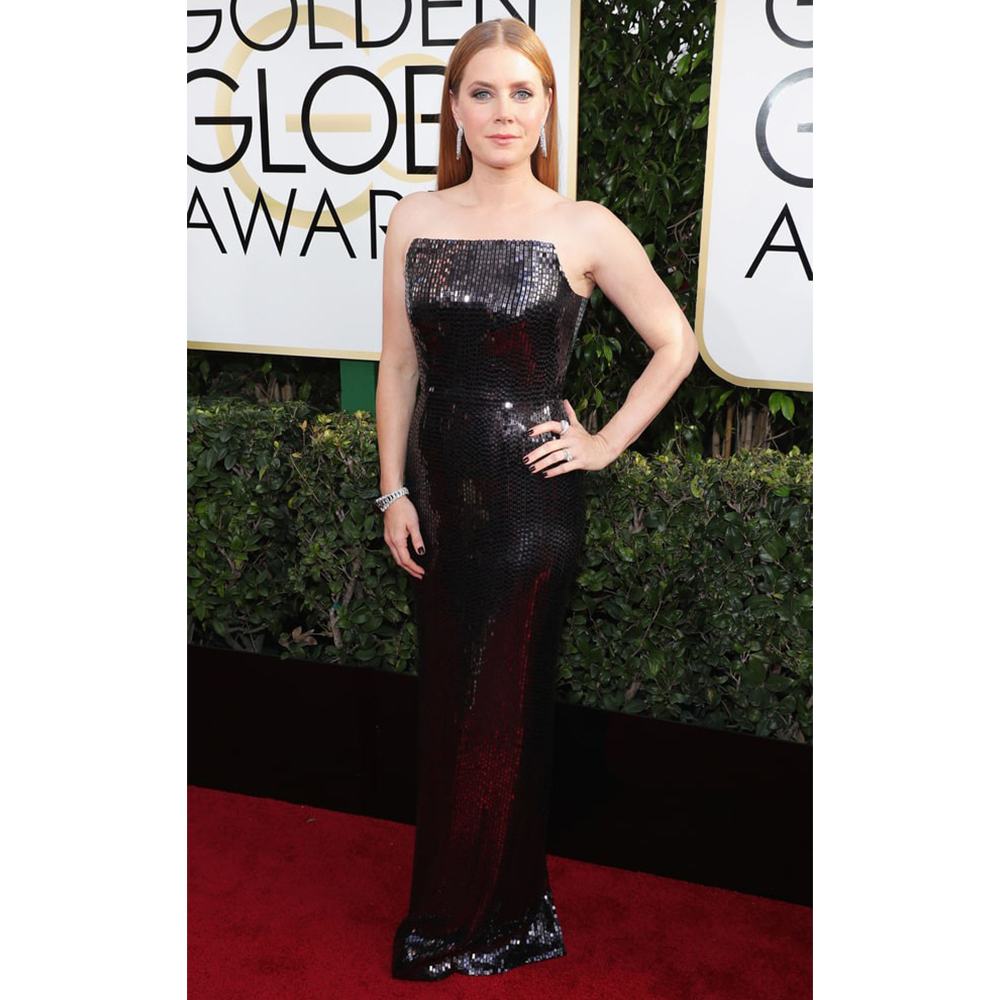 Cartier Amy Adams wore Cartier High Jewelry and classic collections