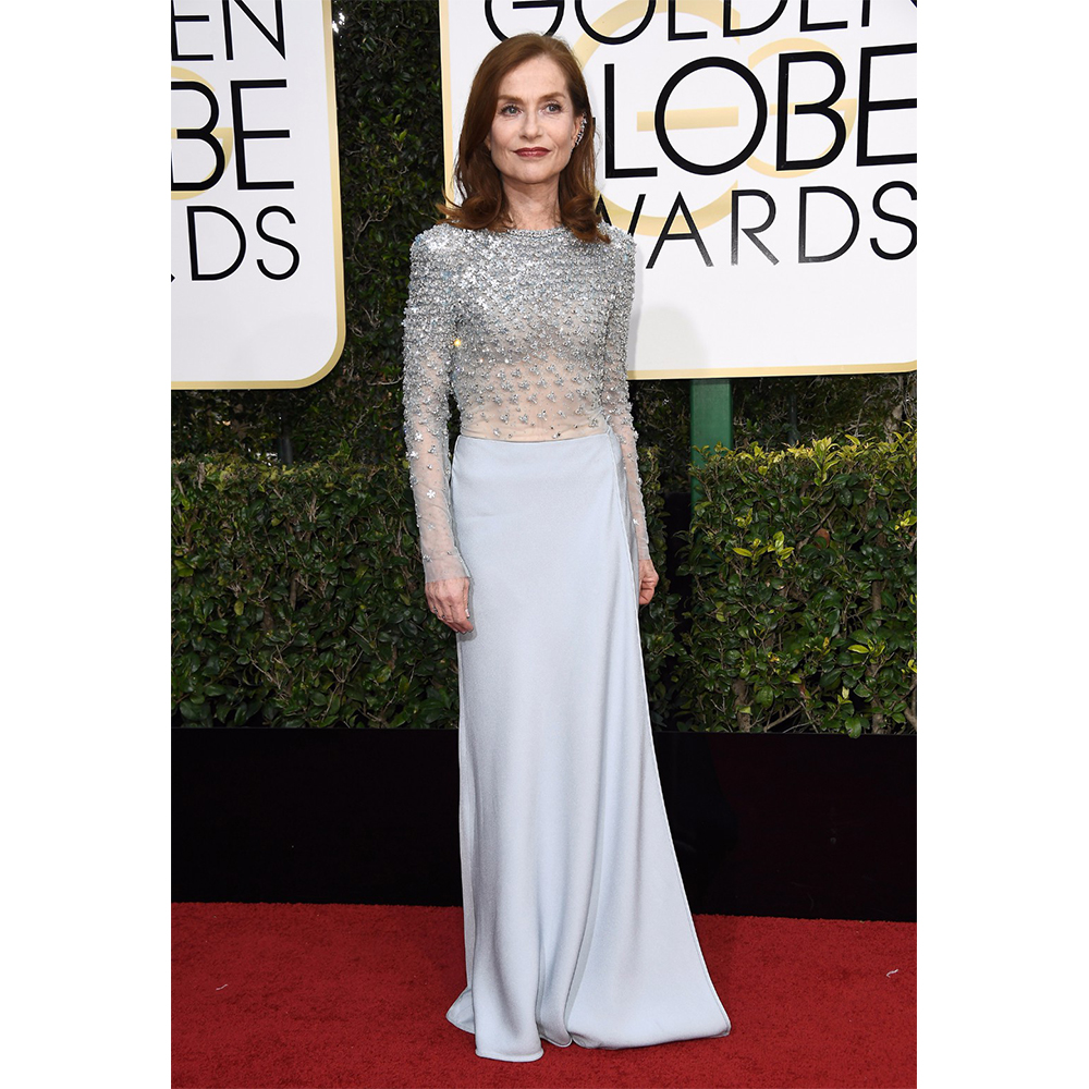 Repossi Isabelle Huppert wore Repossi jewels