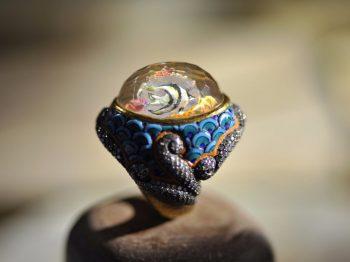 A Sultan's mind: Clara Lefort sits down with talented turkish jewelry designer Sevan Biçakçi