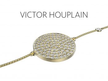 Victor Houplain is only 24 years-old with an eponymous jewelry brand
