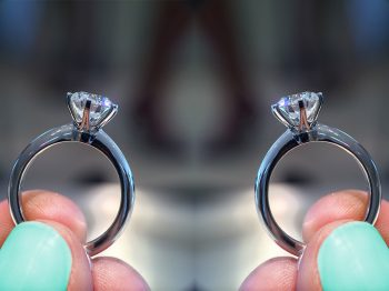 Can Tiffany & Co Rings be resized whether they are in gold, silver or mesh ?
